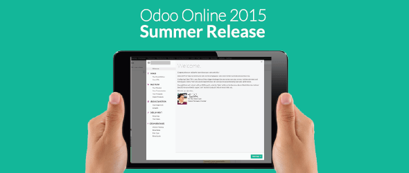 Odoo Tips of the month July 2015