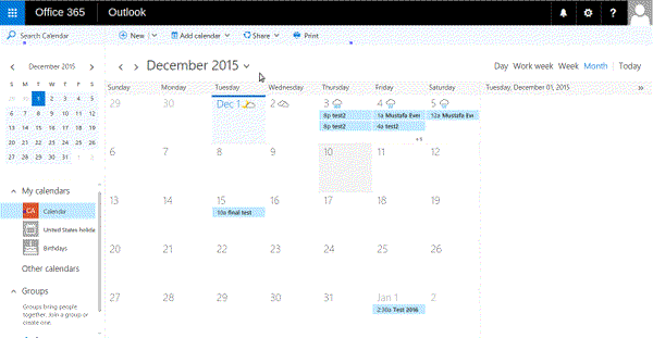 Odoo Tips of the month : December 2015